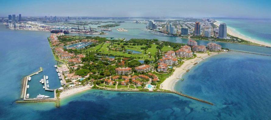 Sí, el barrio más costoso de EEUU queda en Miami (FOTOS)