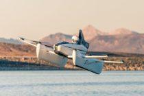 'Flyer', el vehículo volador eléctrico en el que Larry Page invirtió 100 millones (+video)