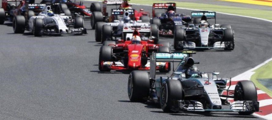Bottas triunfó en el GP de Azerbaiyán