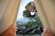 Disney abre concurso para acampar en Pandora, el parque de Avatar (Fotos)