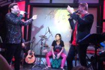 Artistas venezolanos reciben apoyo de la comunidad hispana durante presentación en Miami