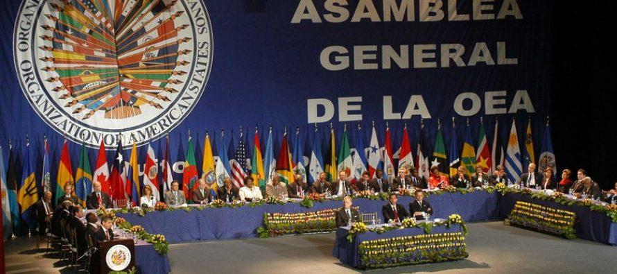 Asamblea OEA: Nicaragua y Venezuela en la mira