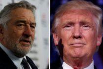 La ovación de pie que brindaron a Robert de Niro por insultar a Trump