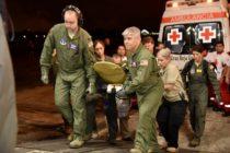 EE UU trasladó víctimas del volcán de Guatemala a Florida para ser tratadas