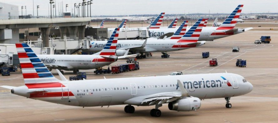 American Airlines suspendió temporalmente un vuelo de Miami a Managua