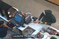 FBI tras la caza de ladrón armado en el condado de Broward