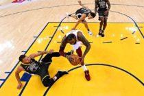 Cavaliers listos para luchar; Warriors sin presión en Tercer Partido