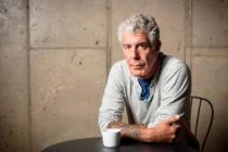 Frases memorables del chef Anthony Bourdain