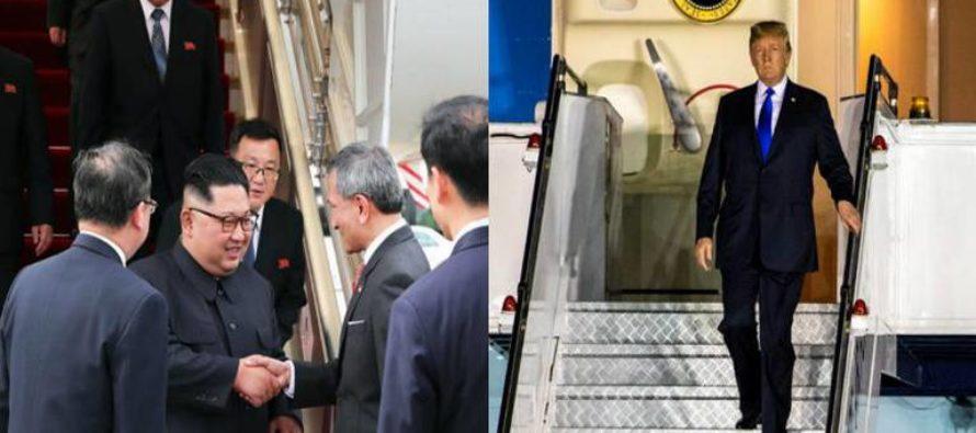 Todo listo para la cumbre Trump- Kim