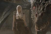 Con emotivo mensaje Emilia Clarke se despide de la Madre de Dragones