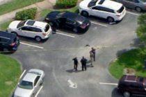 Dispararon a una mujer en el estacionamiento del banco Wells Fargo