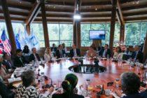 G7 transmitió a EE UU su preocupación por aranceles