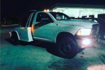 Dos hombres capturados al intentar robar un vehículo con grúa en Miami-Dade
