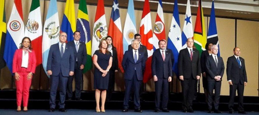 Grupo de Lima: Crisis venezolana representa una amenaza para la región