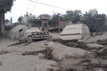 Erupcionó volcán de Fuego en Guatemala (+Video)