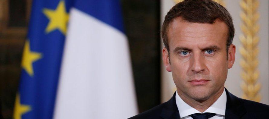 Macron informó que todos los países del G7 tienen voluntad de acuerdo
