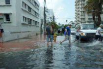 Instalan nuevas bombas de achique en Miami Beach