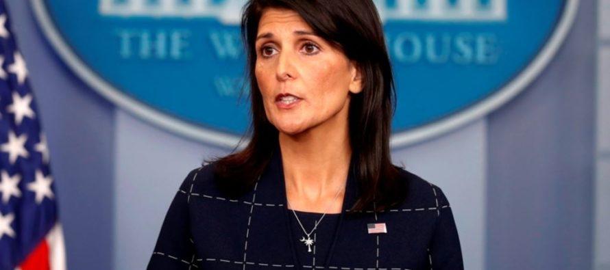 EE UU se pronunció tras las críticas de la ONU por sus políticas de inmigración