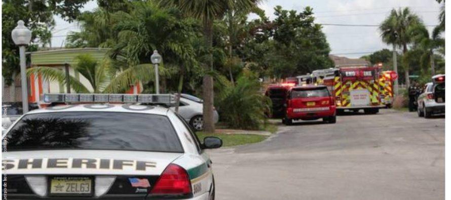 Incendio en parque de casas móviles de West Palm Beach deja varios heridos