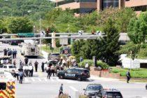 Reportan tiroteo en las instalaciones del periódico Capital Gazette