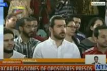 Tribunal Supremo venezolano ordenó excarcelar a 39 presos políticos