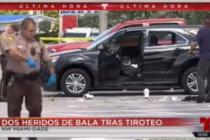 Dos heridos tras tiroteo en un centro comercial de Miami-Dade