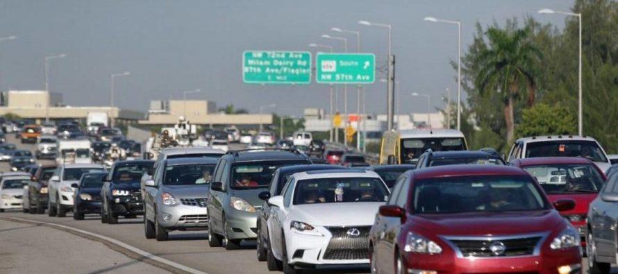 Cinco razones por las cuales los conductores de Miami son los peores de EEUU