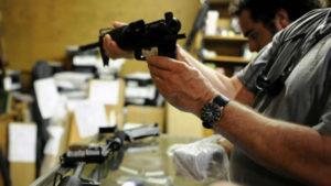 El porte de armas en EEUU volvió al debate político