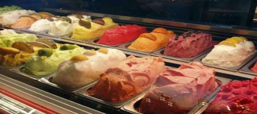 Cinco de las diez mejores heladerías de Miami