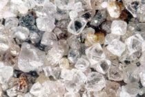 Hallan 1000 billones de toneladas de diamantes enterrados en la Tierra