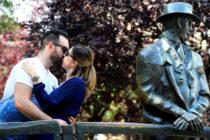 Pócima de vida: Hoy se celebra el día internacional del beso robado
