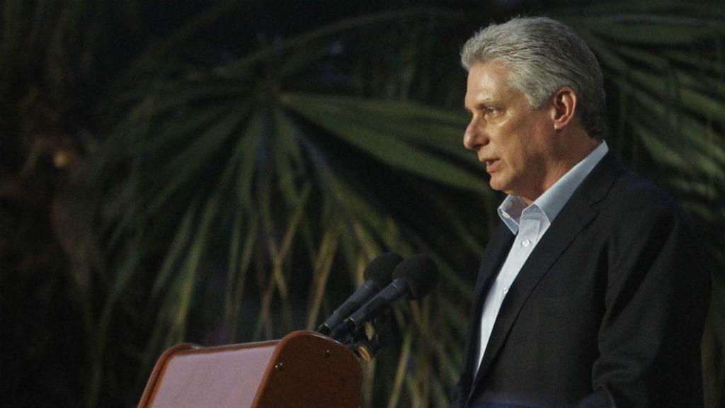 Cuba- Miguel Díaz-Canel