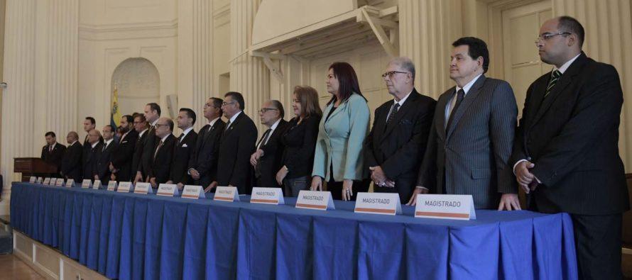 TSJ legítimo ordena incorporación inmediata de diputados Amazonas