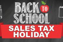 Fin de semana libre de impuestos sobre las ventas en la Florida