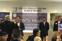 Estadio de Beckham sigue en el limbo: comisión postergó votación