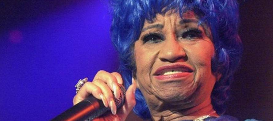 Cantante La India realizará un homenaje a Celia Cruz en Miami a 16 años de su muerte