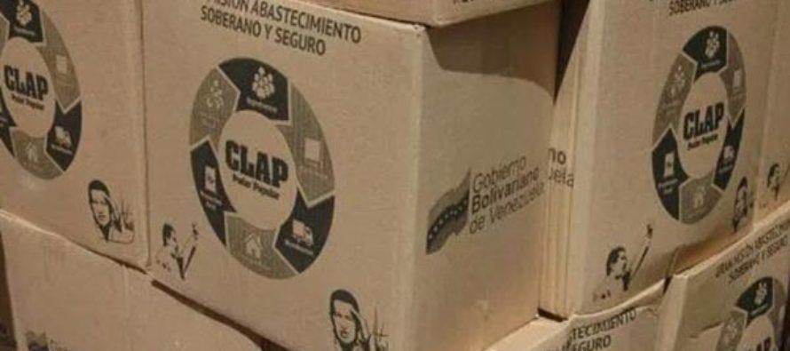Nuevas sanciones de EEUU a Venezuela apuntan al CLAP
