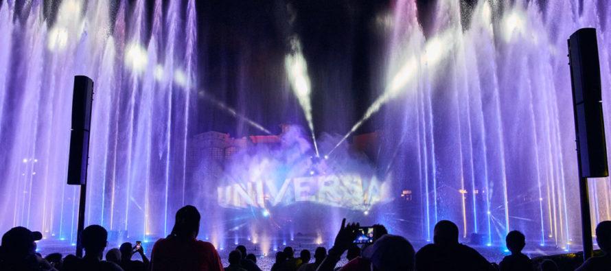 Visitantes ya pueden disfrutar del Universal Orlando's Cinematic Celebration