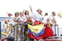 Celebran Fiesta de Independencia de Colombia en Miami con exposición pictórica de reconocido artista