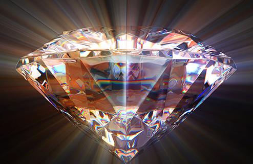 Hallan 10.000 billones de toneladas de diamantes enterrados en la Tierra Diamante1