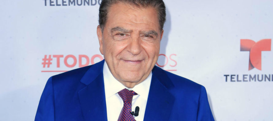 Cadena Telemundo cancela el programa de «Don Francisco»
