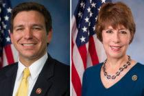 Graham y De Santis lideran carrera por Gobernación de Florida