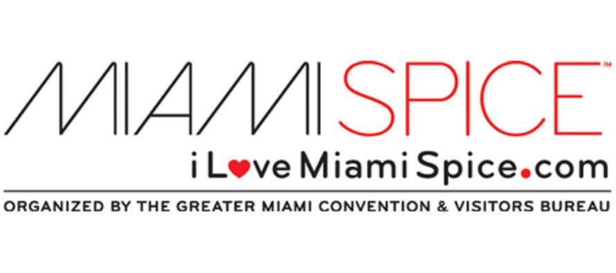 El Miami Spice regresa más grande que nunca antes