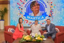 """Así despidieron a """"Martica la del café"""" de Univisión"""
