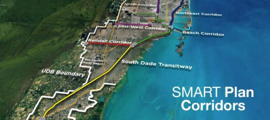"""Esteban Bovo Jr  reitera compromiso con """"SMART Plan"""" de Miami-Dade"""