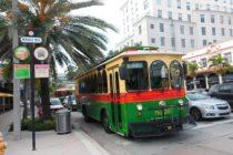 A partir de hoy Flagami cuenta con su ruta de Trolley