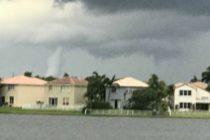 Se registró un Tornado en el occidente del sur de Florida