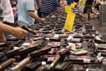 Control de armas en el centro del debate entre candidatos al congreso