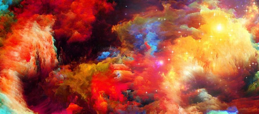 Arte y ciencia desde el espacio producen imágenes artísticas de alto impacto