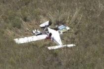 Choque de avionetas sobre los Everglades fue frontal